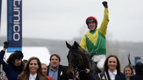 Sizing John out of Timico Cheltenham Gold Cup