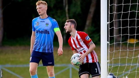 Premier Division: Candystipes defeat UCD to go third