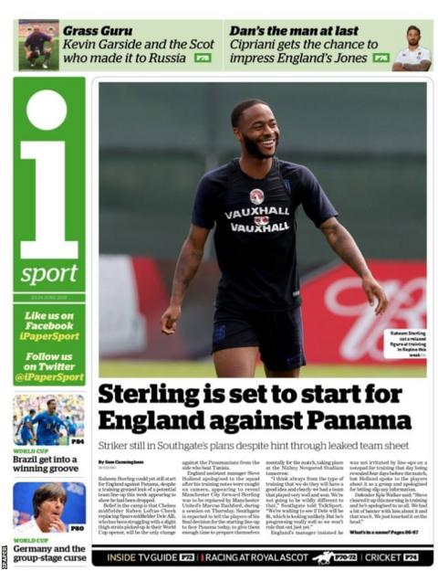 Saturday's ipaper