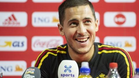 Hazard still dreaming of joining Real Madrid