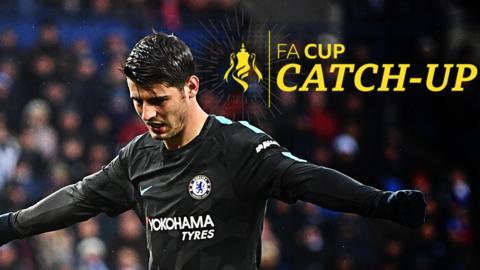 Chelsea's Alvaro Morata