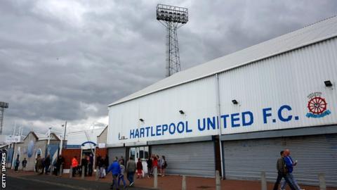 Hartlepool United Victoria Park