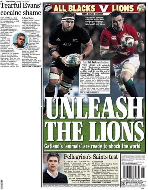 The Express feature Mauricio Pellegrino's new job at Southampton