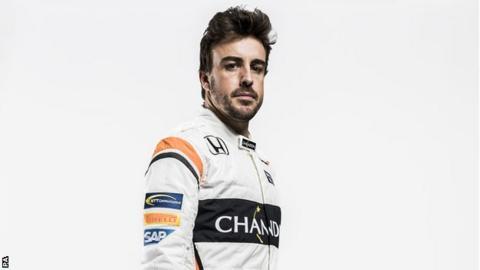 McLaren-Honda's Fernando Alonso