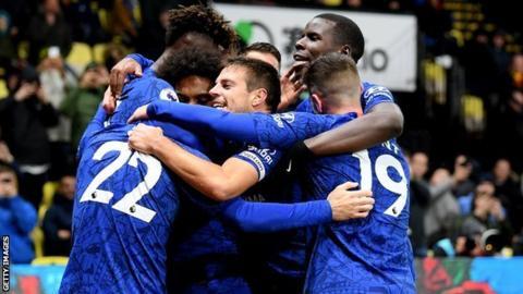Chelsea team