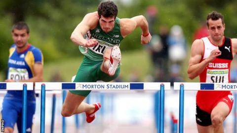 Ben Reynolds will compete for Ireland in Beijing