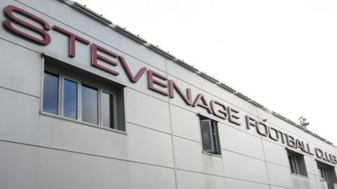 Stevenage ground