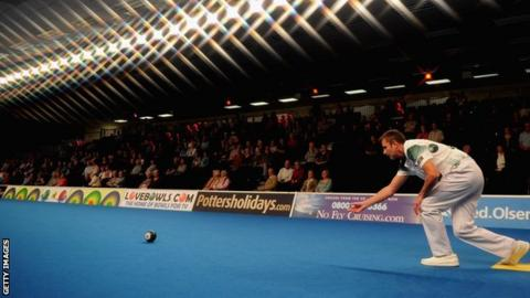 The 2018 World Indoor Bowls Championships take place from 12-28 January