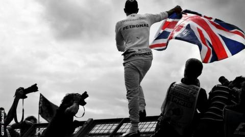 Hamilton wins British Grand Prix: 'One of the greatest laps of all time'