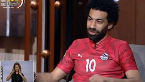 Mo Salah's lookalike