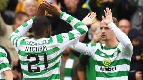 Partick v Celtic
