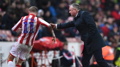 James McClean and Michael O'Neill