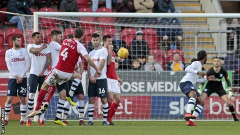 a205434d3 Rotherham United 2-1 Preston North End : Millers move out of drop ...