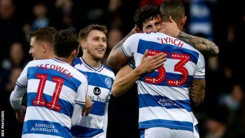 finest selection 9e5a7 9fae7 Queens Park Rangers 3-0 Ipswich Town: QPR earn third ...