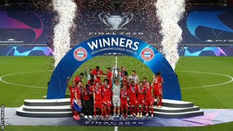 'Bayern were lucky' to win Champions League, says Klopp
