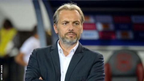 French coach Sebastien Desabre