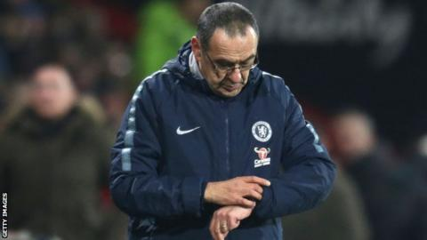 Chelsea boss Sarri hails Hazard and Higuain's new partnership
