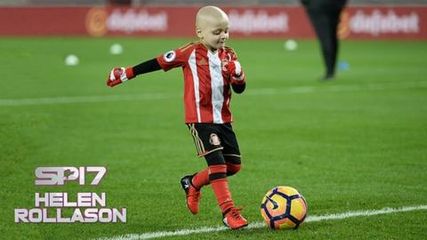 Emotional Tribute To Bradley Lowery Plays At BBC SPOTY Ceremony
