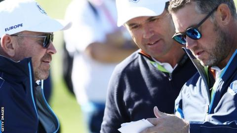 Lee Westwood wants 2022 Ryder Cup captaincy in Italy - BBC Sport 7ff9e4bedcef