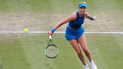 Barty, Konta, Vekic, Osaka reach Nottingham Open semis