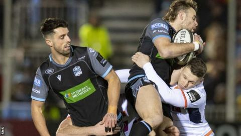 Bennett couldn't prevent Edinburgh slipping to 1872 Cup defeat at Scotstoun on Saturday