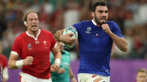 Toulon flanker Charles Ollivon to captain France during 2020 Six Nations