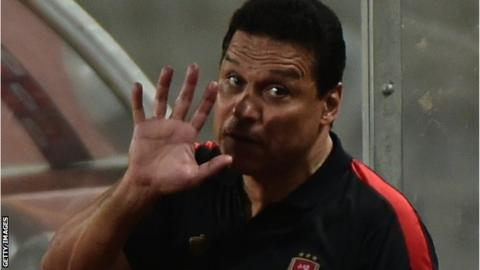 Quitting Al Ahly coach Hossam El Badry 'did the right thing'