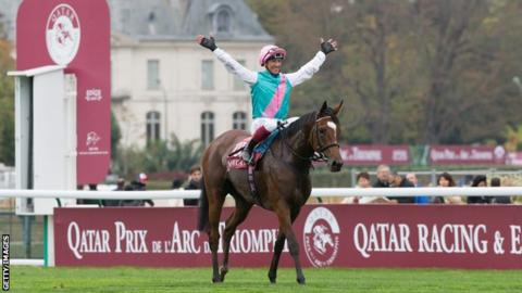 Enable trains on to target record third Arc