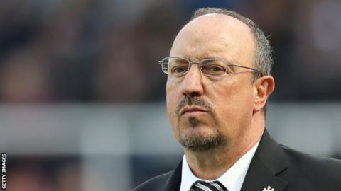 Rafael Benitez's Newcastle United won just one of their five pre-season friendlies