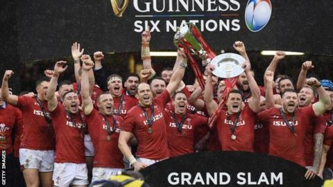 Wales have won three Grand Slams under Warren Gatland