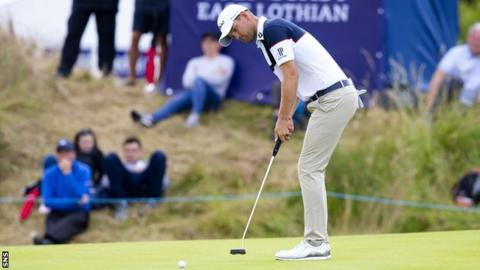 Wiesberger beats Hebert in Scottish Open playoff
