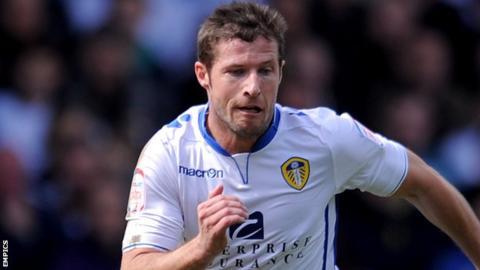 David Norris Leeds United