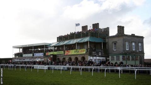 Coronavirus: Horse racing behind closed doors in Britain until end of March