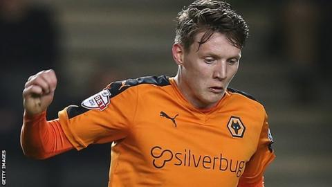 Joe Mason: Wolverhampton Wanderers loan striker to Colorado Rapids