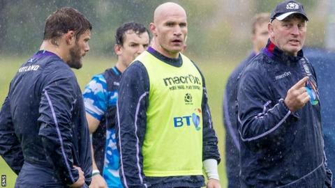 Scotland play Japan first in the 2015 Rugby World Cup