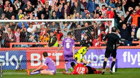 Ollie Watkins late goal