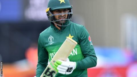 environment Pakistan all-rounder Shoaib Malik