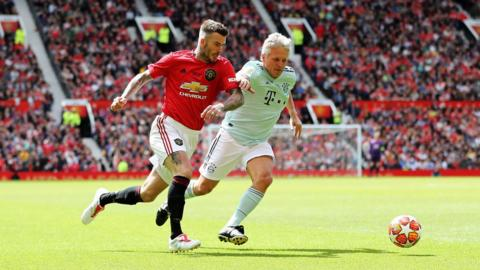 9a5314565 Bayern Munich - Football - BBC Sport