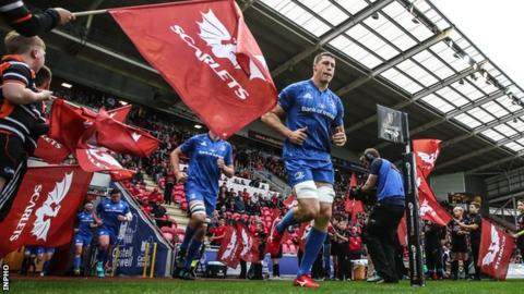 Leinster lock Ian Nagle joins Ulster for rest of season