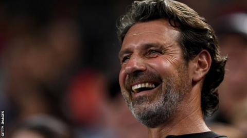Patrick Mouratoglou's academy is based in Sophia Antipolis, less than 20 miles from Nice in southern France