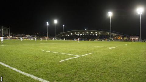 Meggetland Stadium
