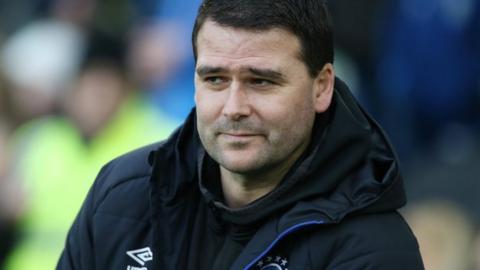 David Healy replaced Warren Feeney as Linfield boss in 2015