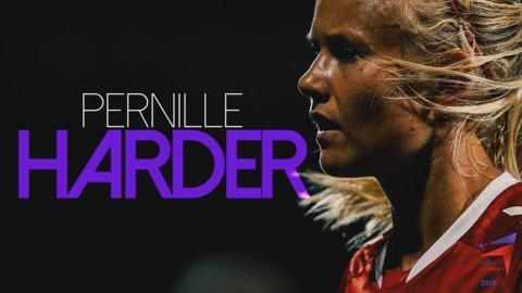 Meet BBC Women's Footballer of the Year contender Pernille Harder