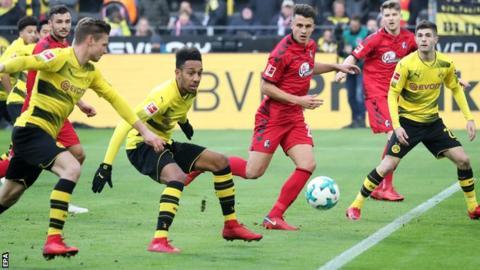 Freiburg Dortmund