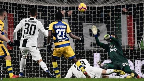 Cristiano Ronaldo laments mistakes in draw with Parma