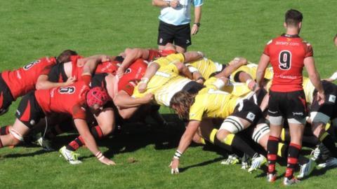 Jersey v Cornish Pirates