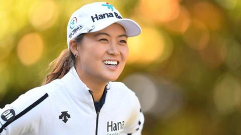 Australian Minjee Lee is currently ranked 20th in the world