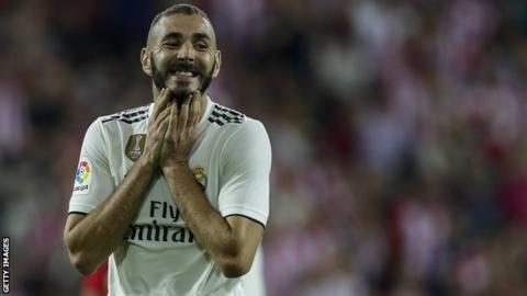 buy popular 114e5 64f2c Real Madrid: Why pressure is on Karim Benzema after ...