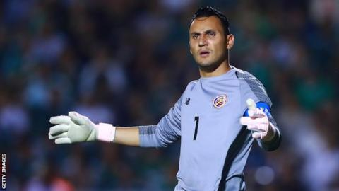 Emery rubbishes Keylor Navas to Arsenal rumours