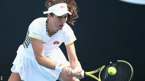 Johanna Konta suffers humiliating defeat by world No 159 Oceane Dodin
